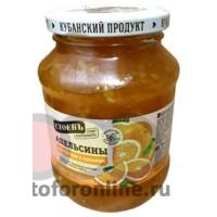 Апельсины/Лимоны протертые с сахаром Стоевъ 570 г ст/б Стоев КП, г.Краснодар