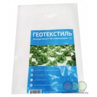 Геотекстиль с УФ стабилизатором нетканый белый 30 3,2*10м