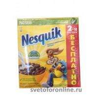 Готовый шоколадный завтрак Несквик (2*500гр.)