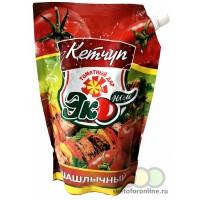 Кетчуп Томатный Дар Шашлычный/Томатный д/п ТУ 750гр ООО Торговая сфера