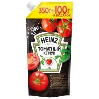 Кетчуп томатный Хайнц 450 гр. д/п