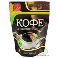 Кофе натур.раств. сублимированный 100гр ZIP пакет