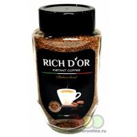 Кофе сублимированный RICH D*OR с/б 220гр