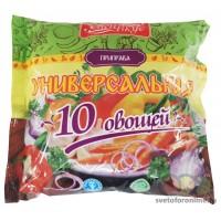 Приправа 10 овощей 500гр АВС