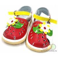 Туфли малодетские (сандалии) в ассортименте (мал и дев)